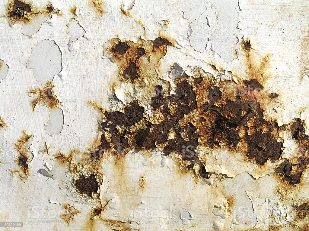 rusted texture royalty-free stock photo