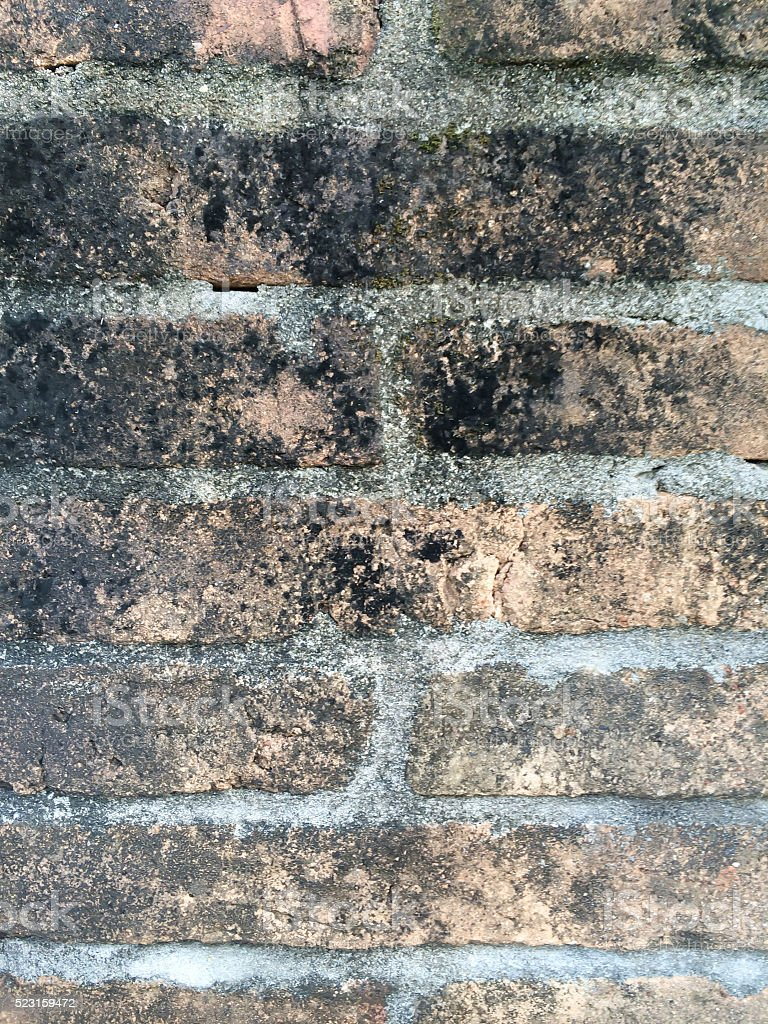 Rustic Brick Background Royalty Free Stock Photo