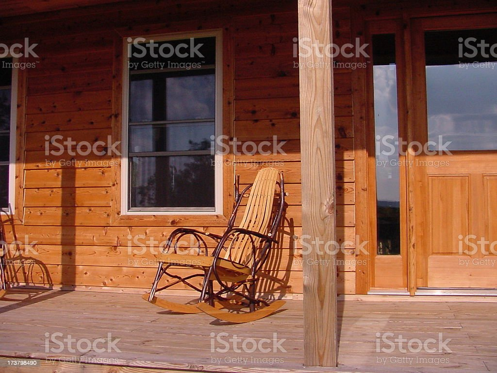 Rustic Comfort royalty-free stock photo
