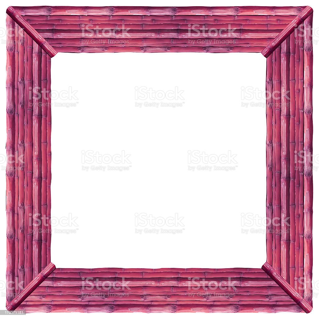 Rustic Frame stock photo