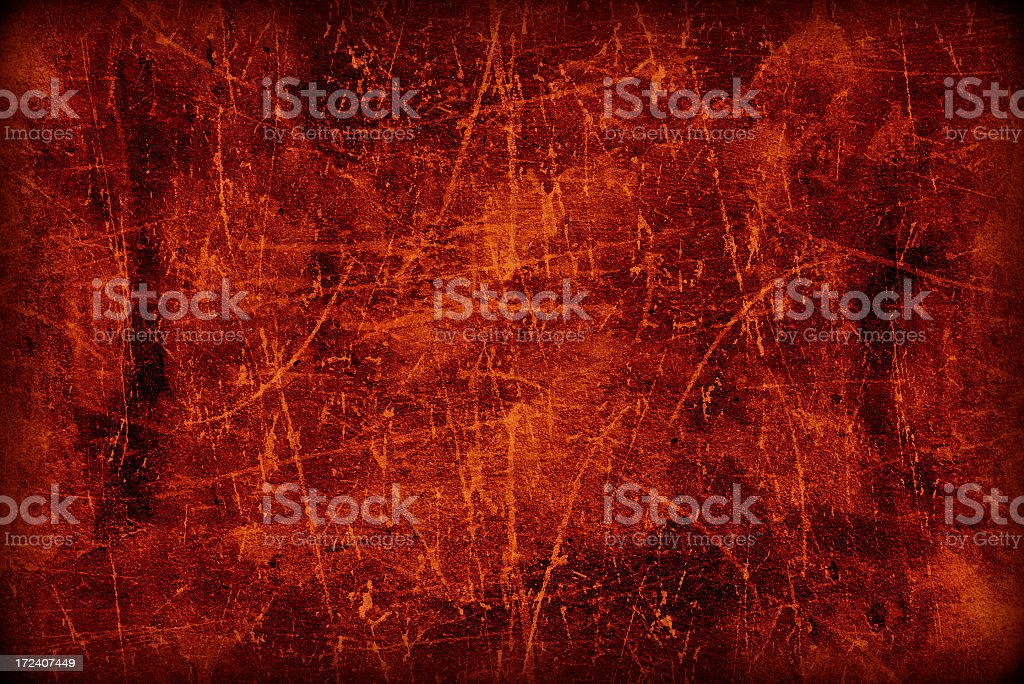 Rustic isolated eerie scratched background royalty-free stock photo