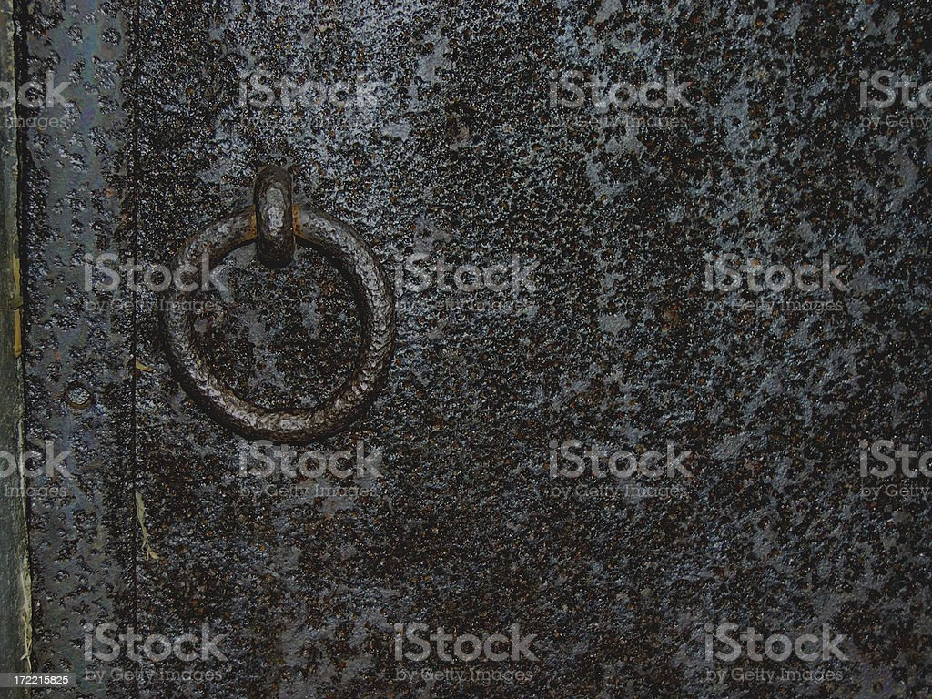 rustic ring royalty-free stock photo