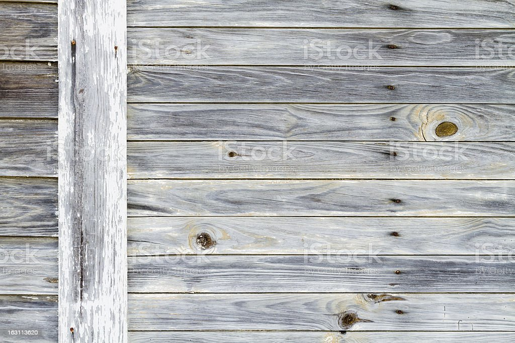 Rustic wood background royalty-free stock photo