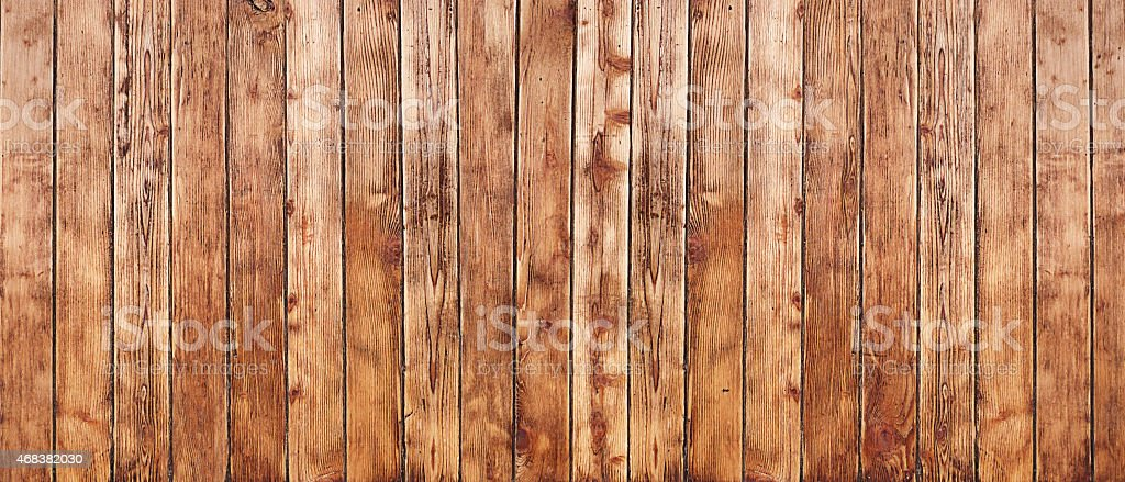 Rustic Wood Panel Background stock photo