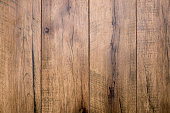 Rustic Wood Panel Background