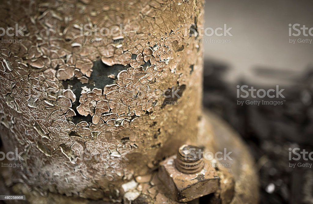 Rusting Away royalty-free stock photo