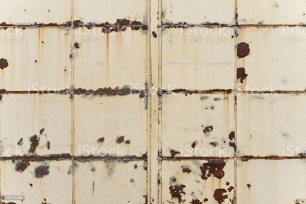 Gate genossen, Bügeleisen – Foto