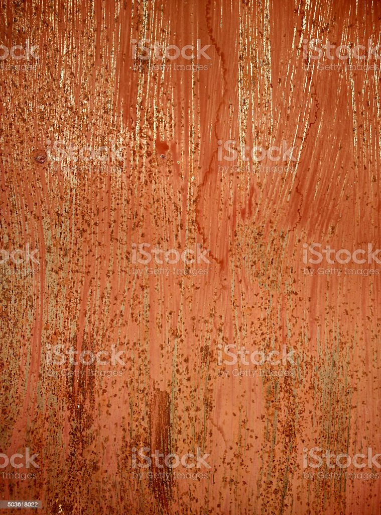 Rustproof paint texture stock photo
