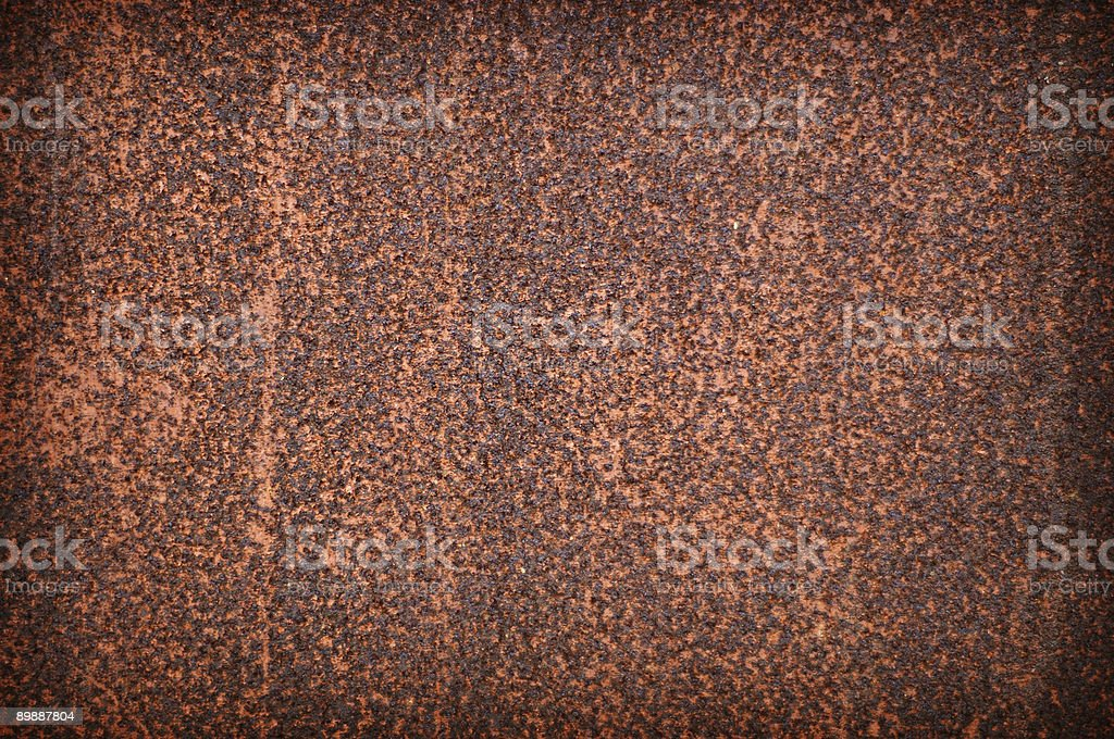 Rusty background texture royalty-free stock photo