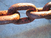 Rusty Chains linked
