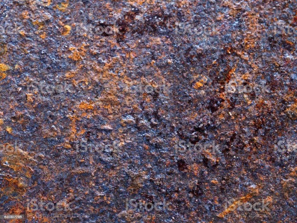 Rusty floor for background stock photo