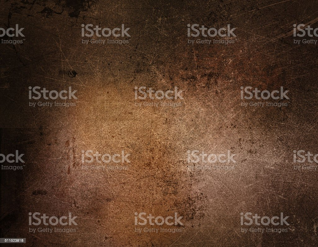 Rusty Grunge background stock photo