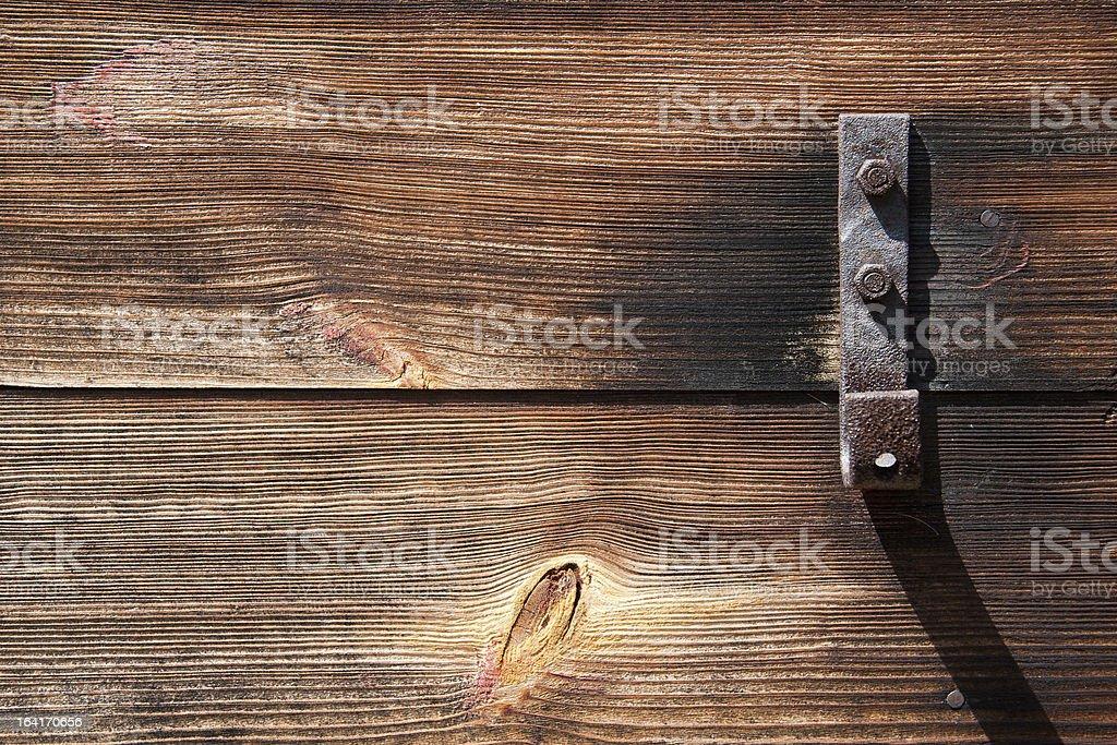rusty hook royalty-free stock photo
