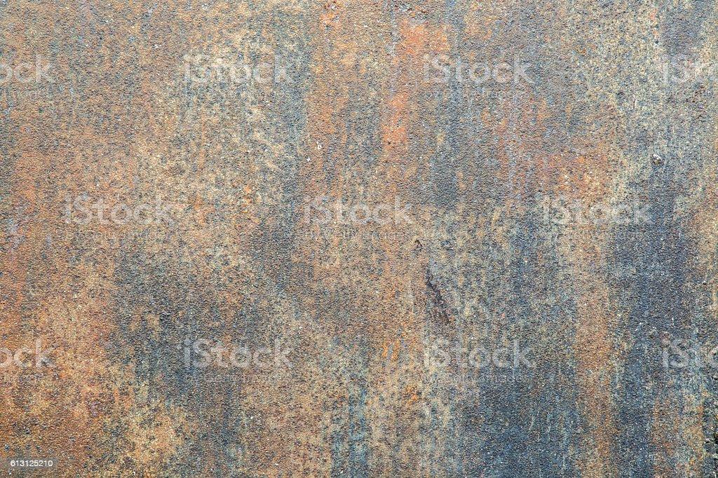 Rusty iron plate texture background. stock photo