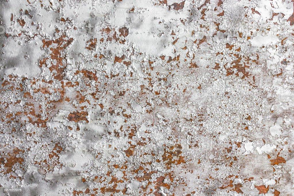 Rusty metal panel stock photo