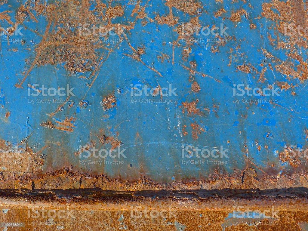 metal oxidado foto de stock libre de derechos