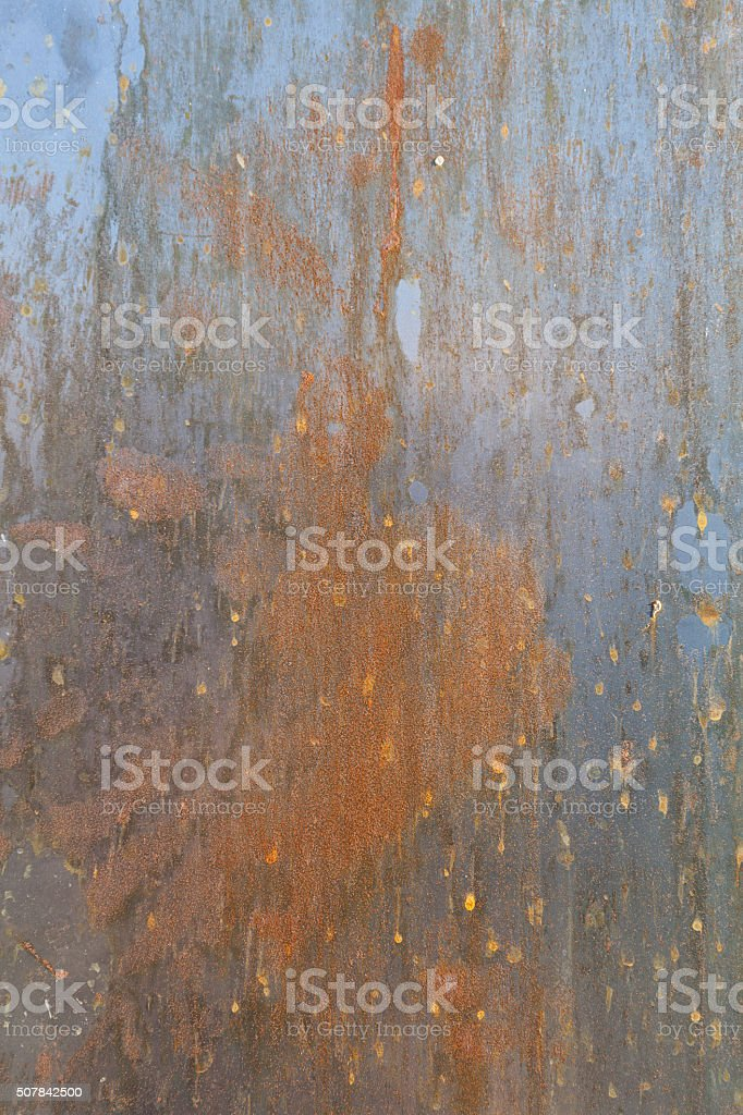 Rusty Metal stock photo
