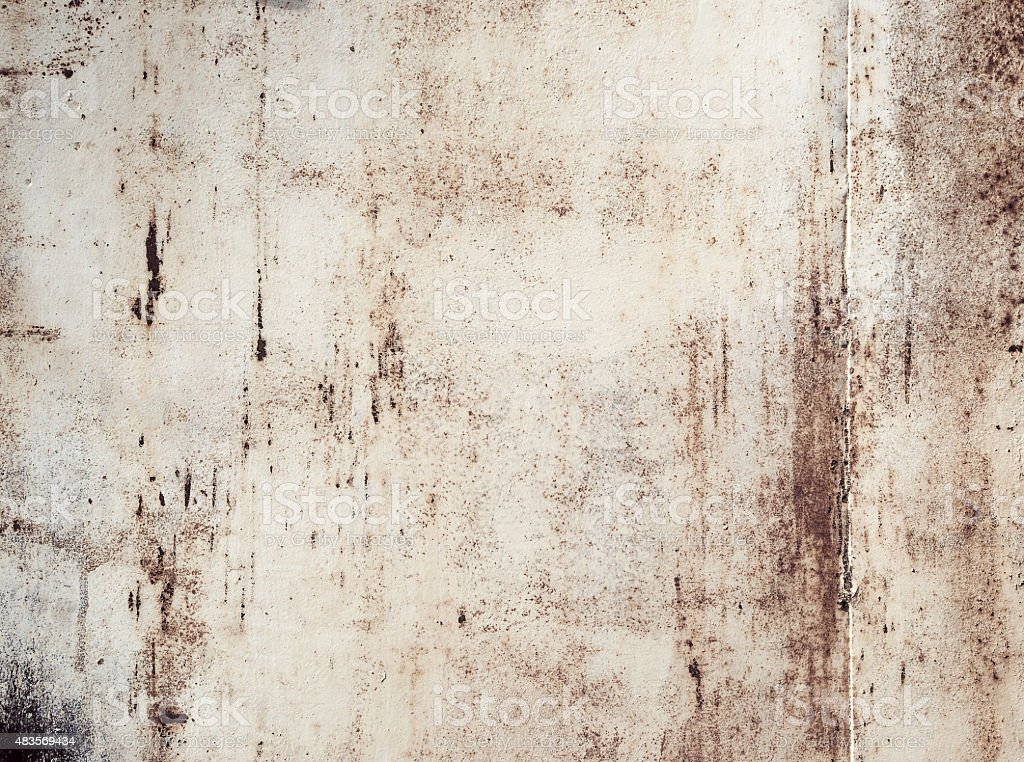 Rusty metal plate, grunge texture stock photo