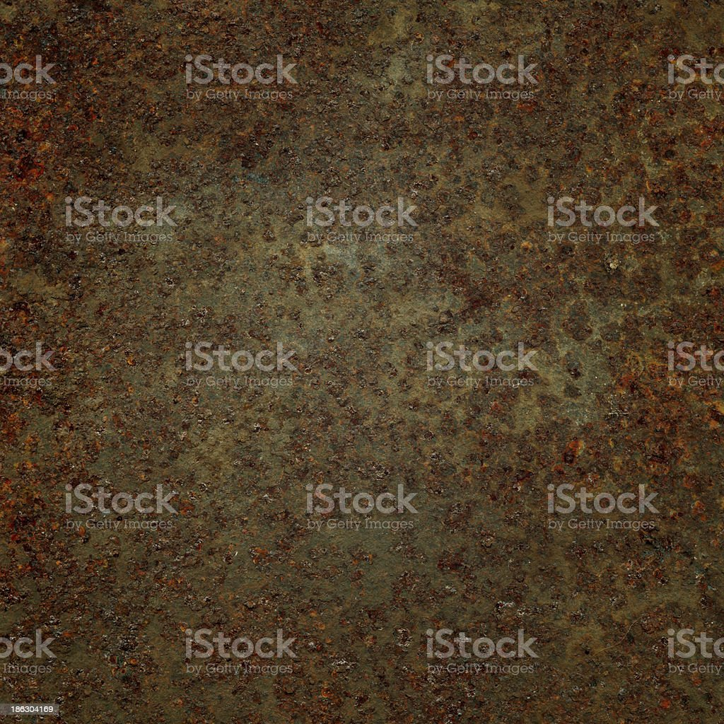 Rusty metal sheet royalty-free stock photo