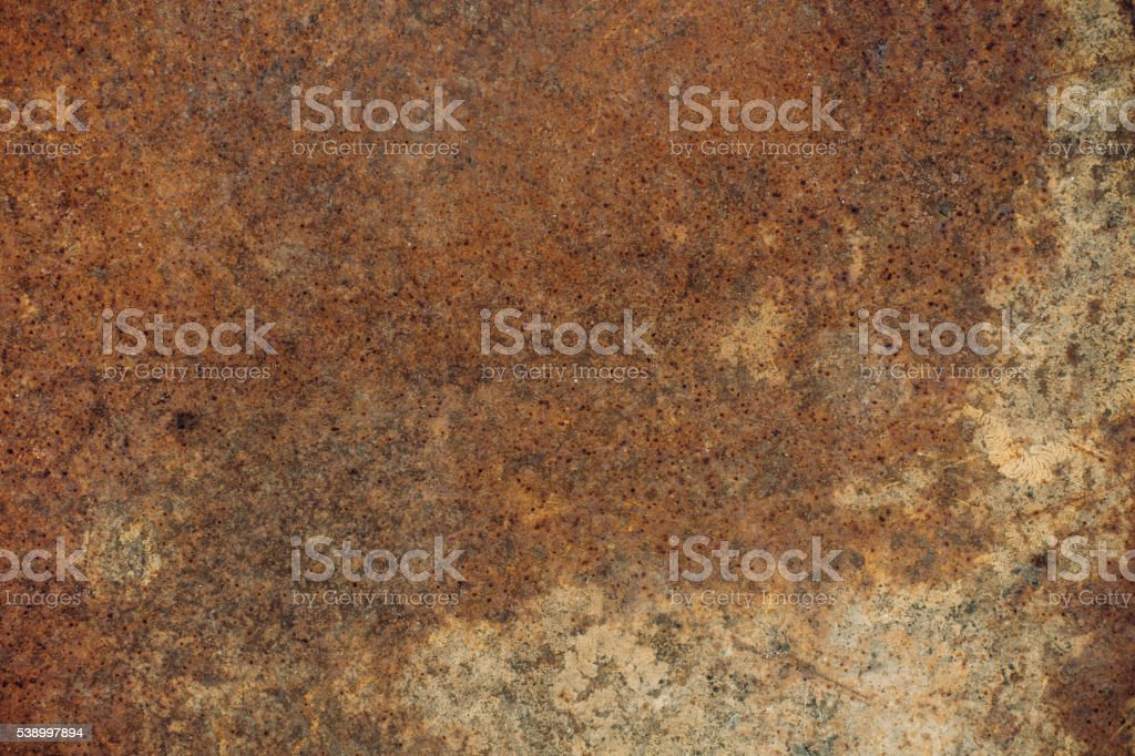 rusty metal sheet stock photo