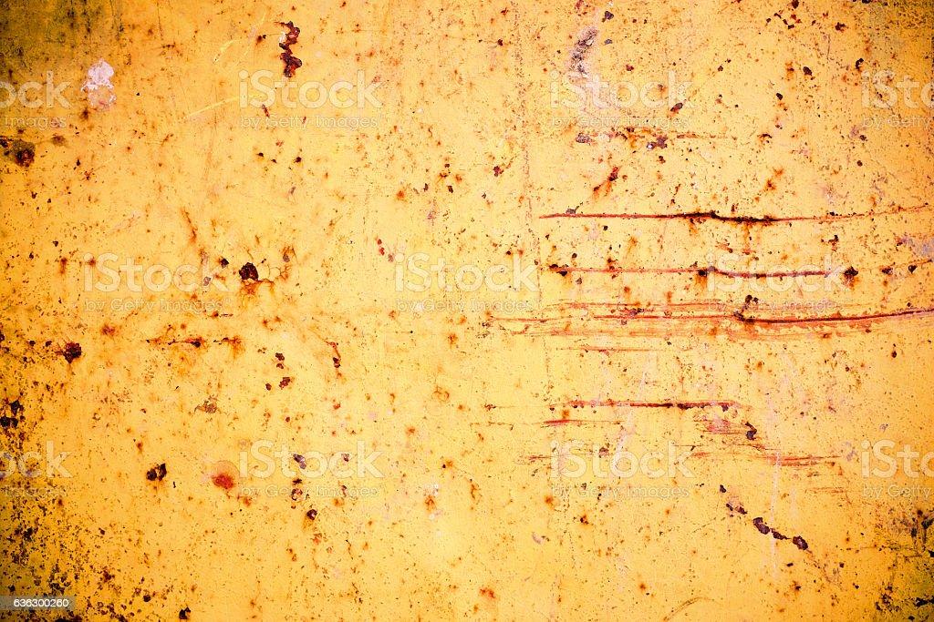 Rusty metal textured background stock photo