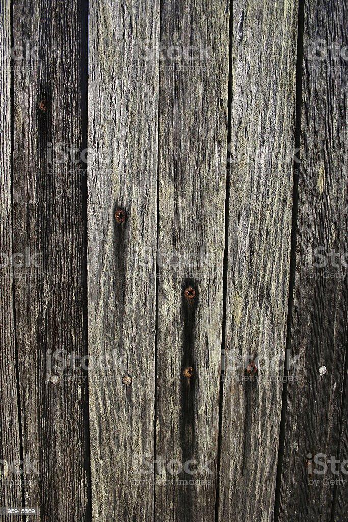 Rusty ongles photo libre de droits
