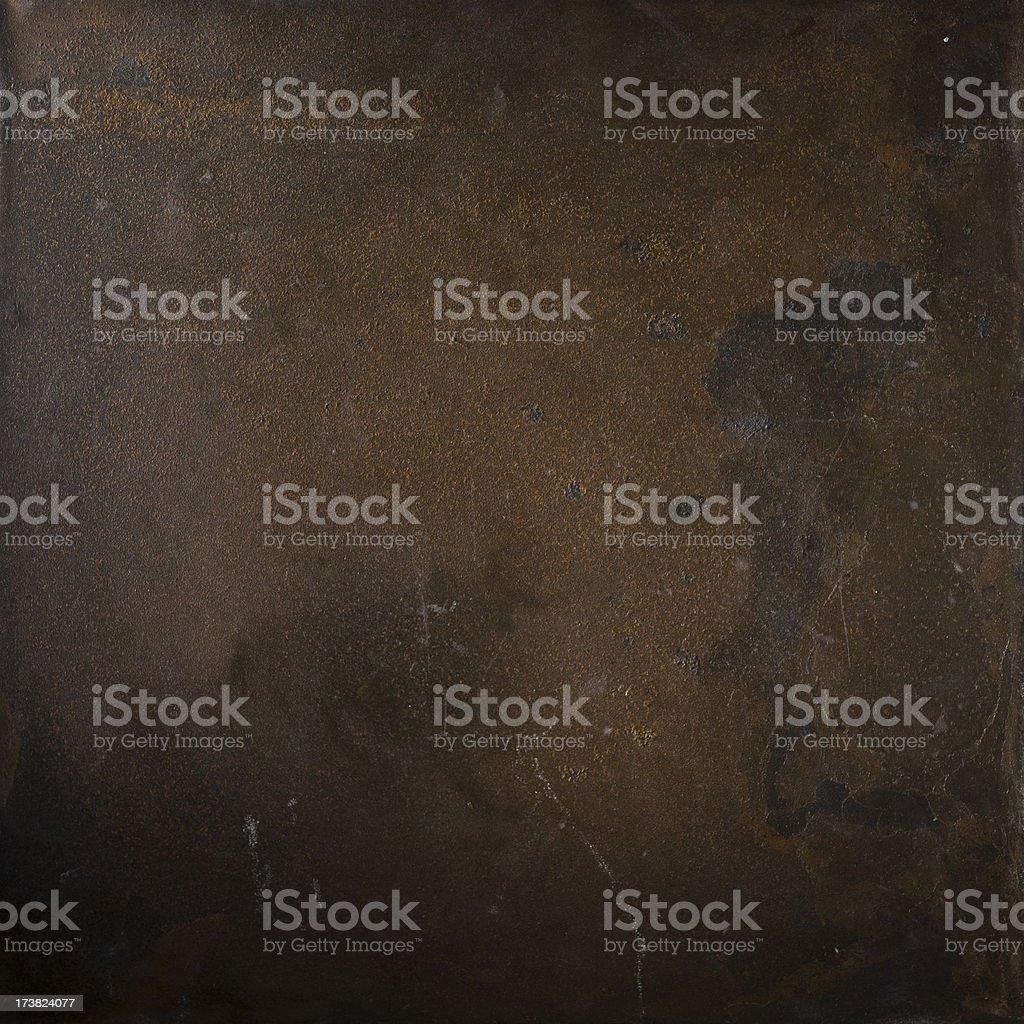 Rusty old metal (Light) - XXXL royalty-free stock photo