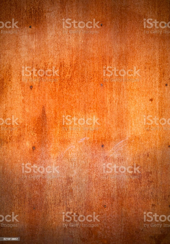 Rusty Panel background stock photo