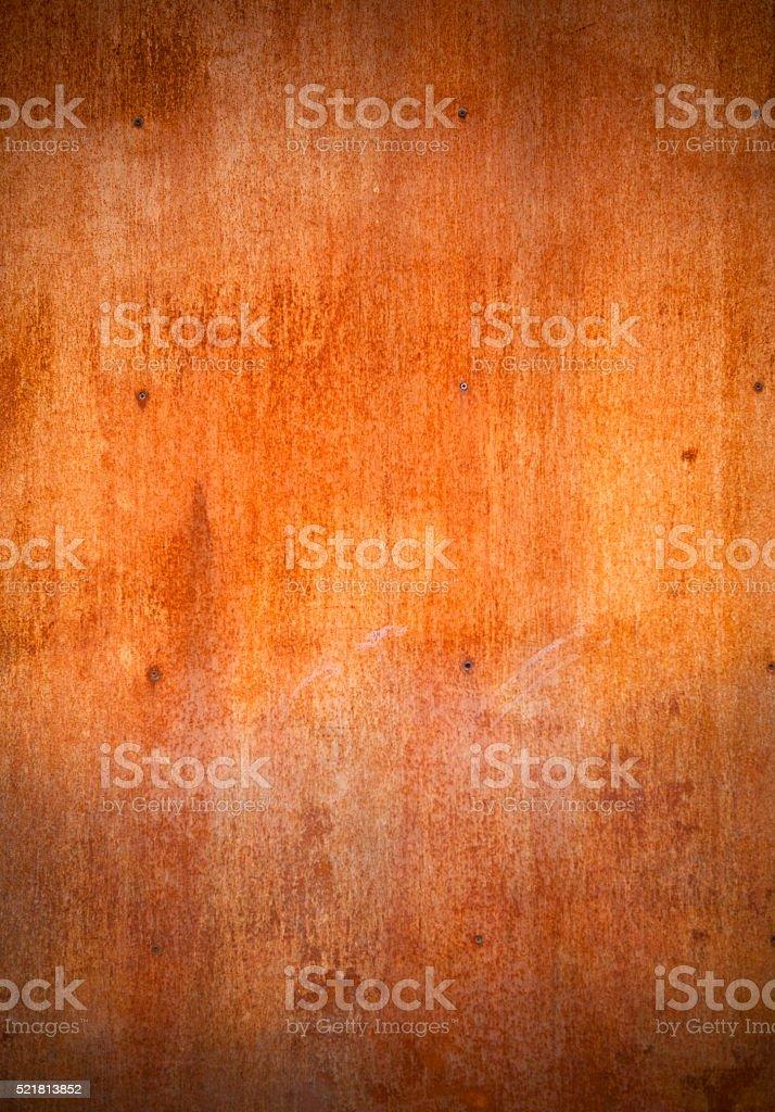 Rusty Panel background stock photo