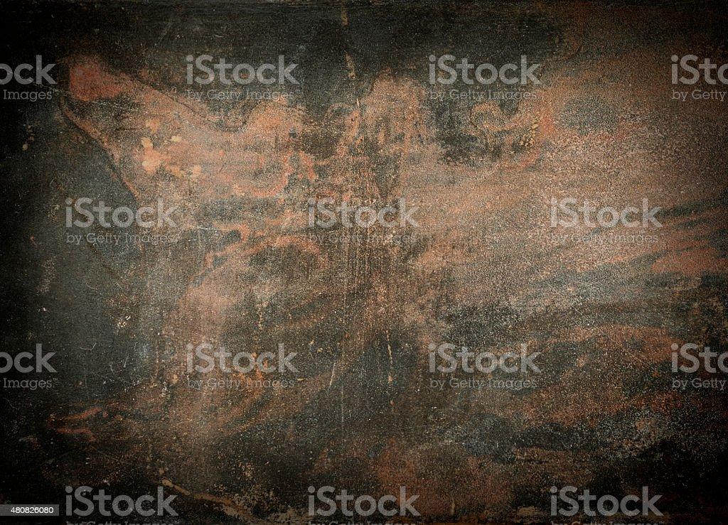 Rusty Pattern Background stock photo