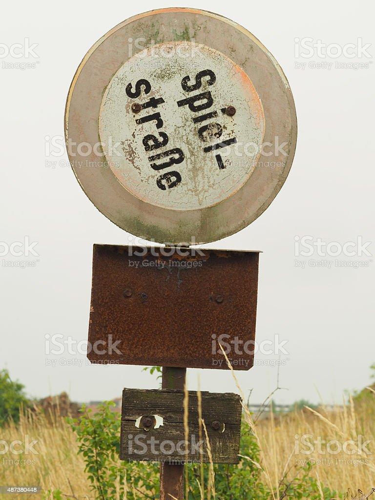 rusty stock photo