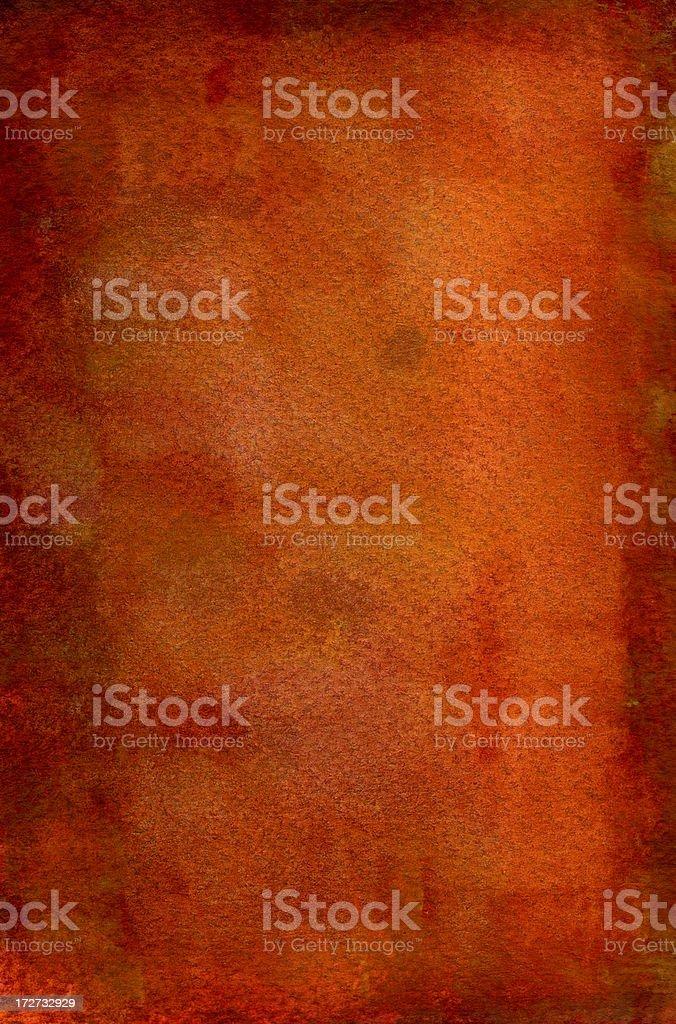 Rusty red II royalty-free stock photo