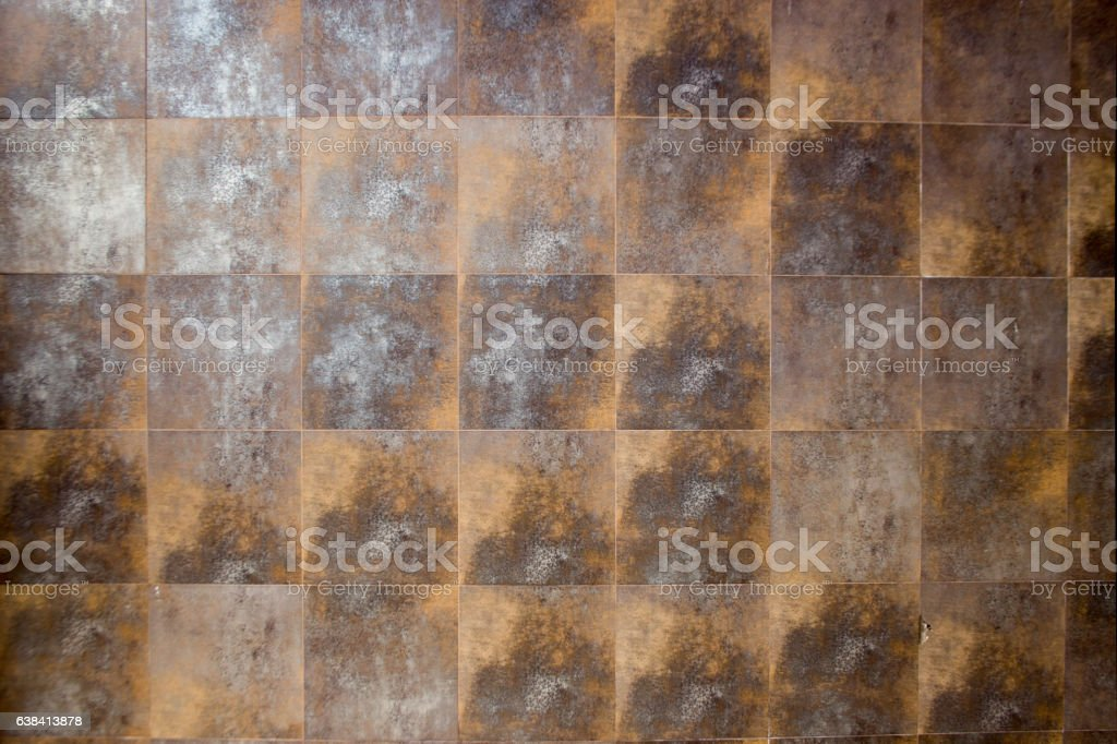 rusty square background stock photo