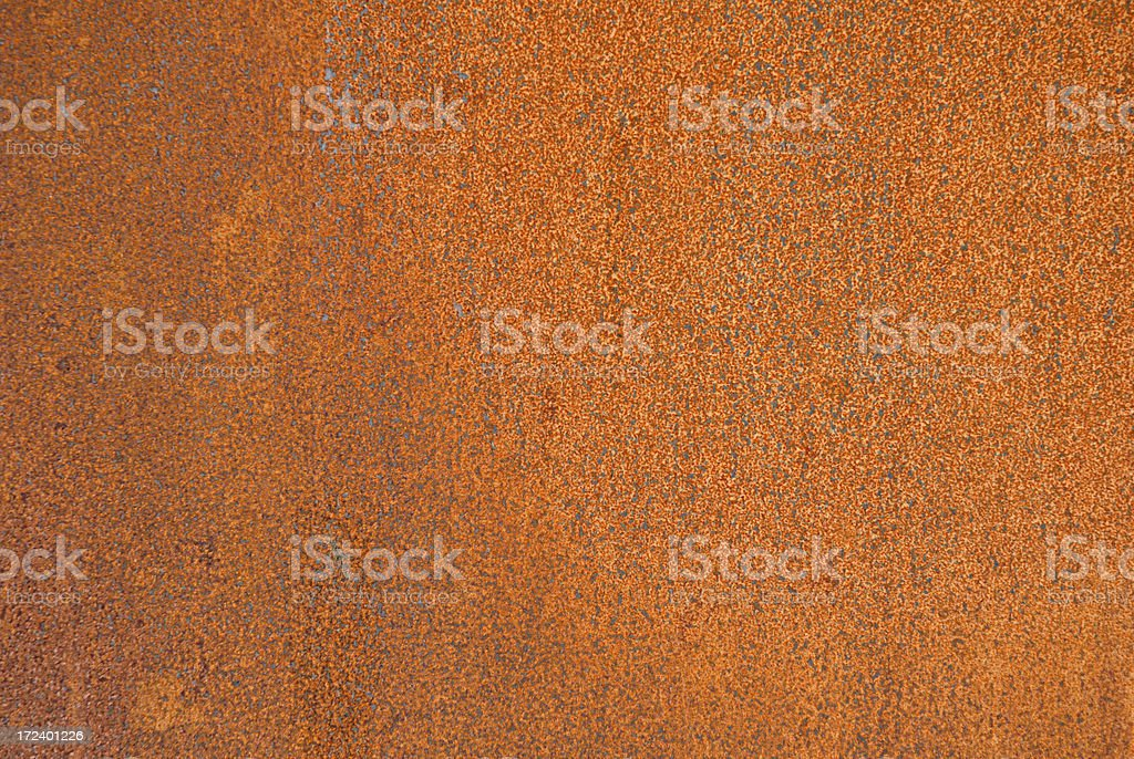 Rusty Steel Background stock photo