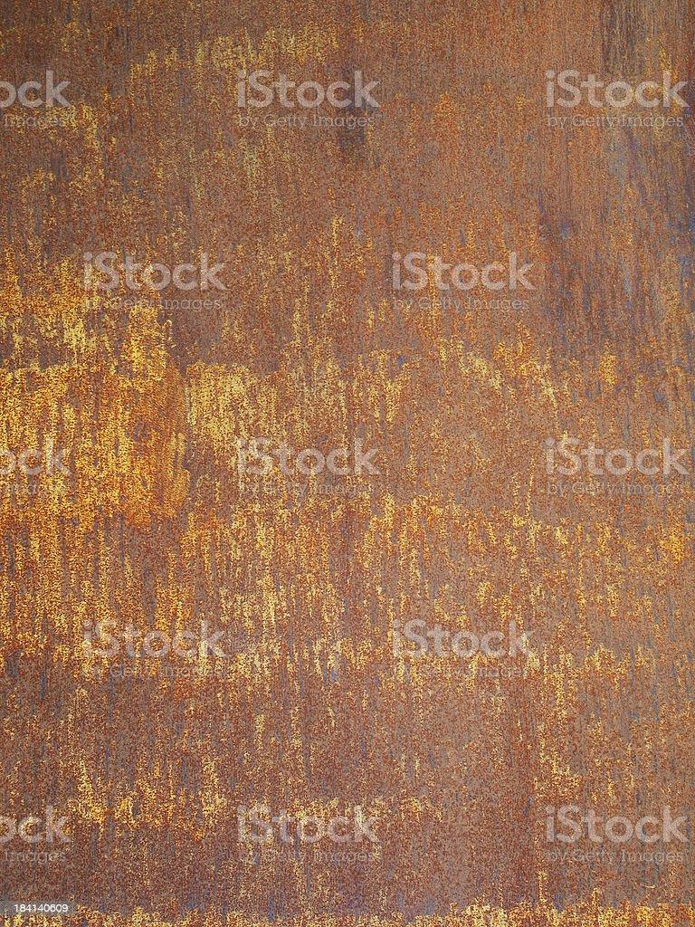 Rusty steel royalty-free stock photo