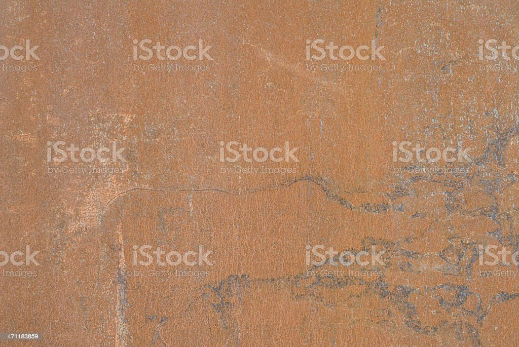 Rusty Steel royalty-free stock photo