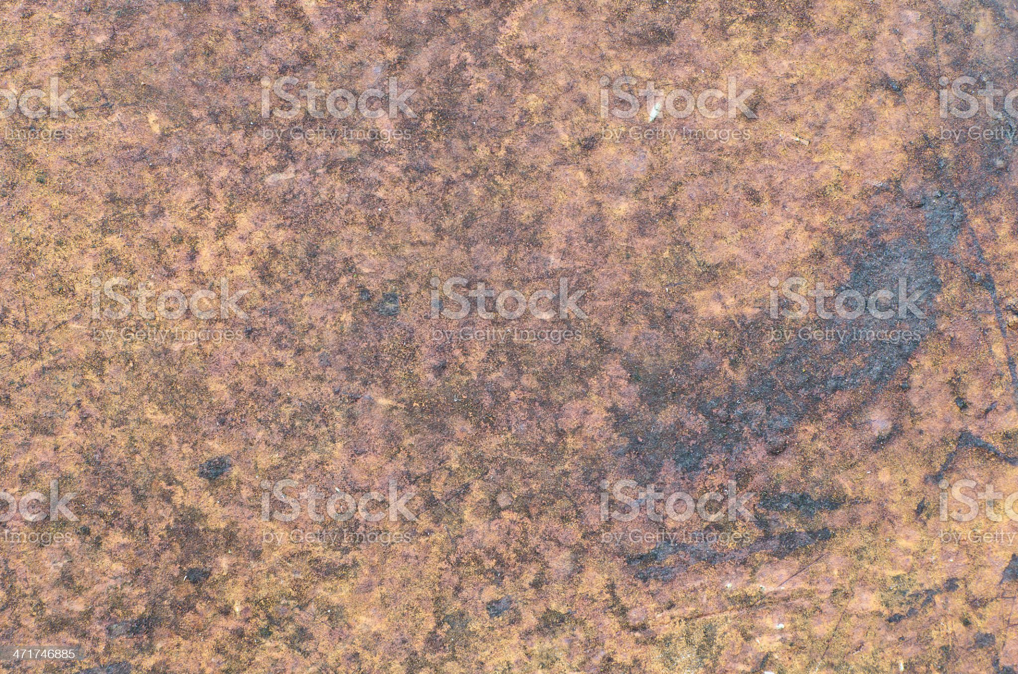 Rusty surface for background user royalty-free stock photo
