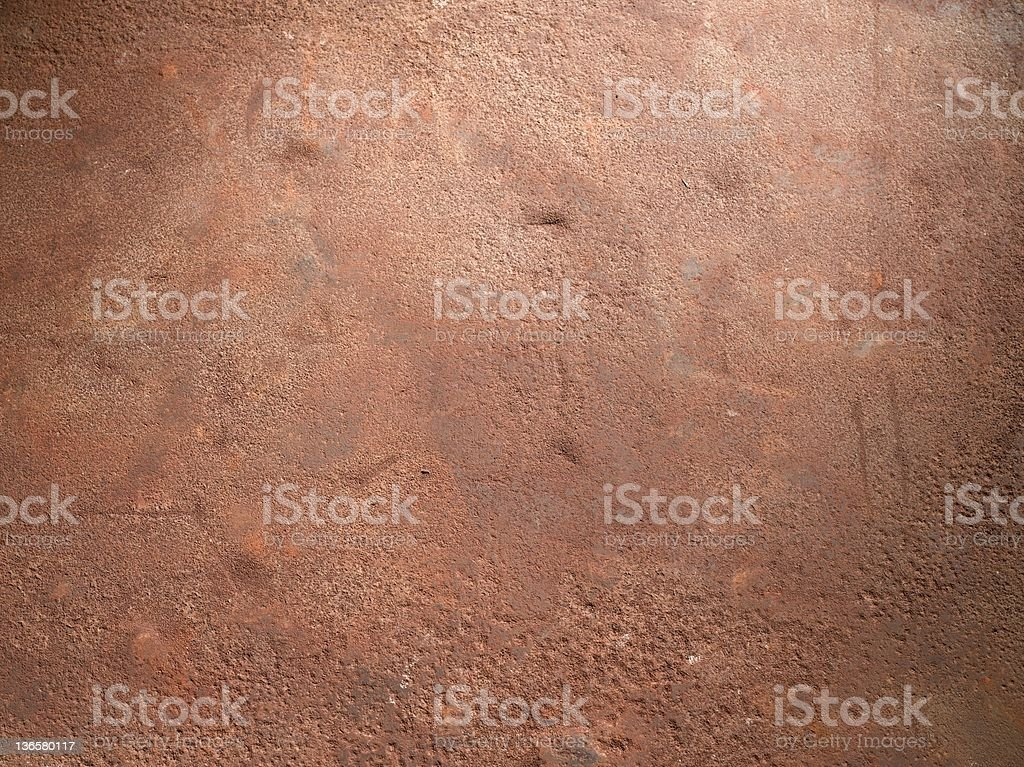 Rusty Surface royalty-free stock photo