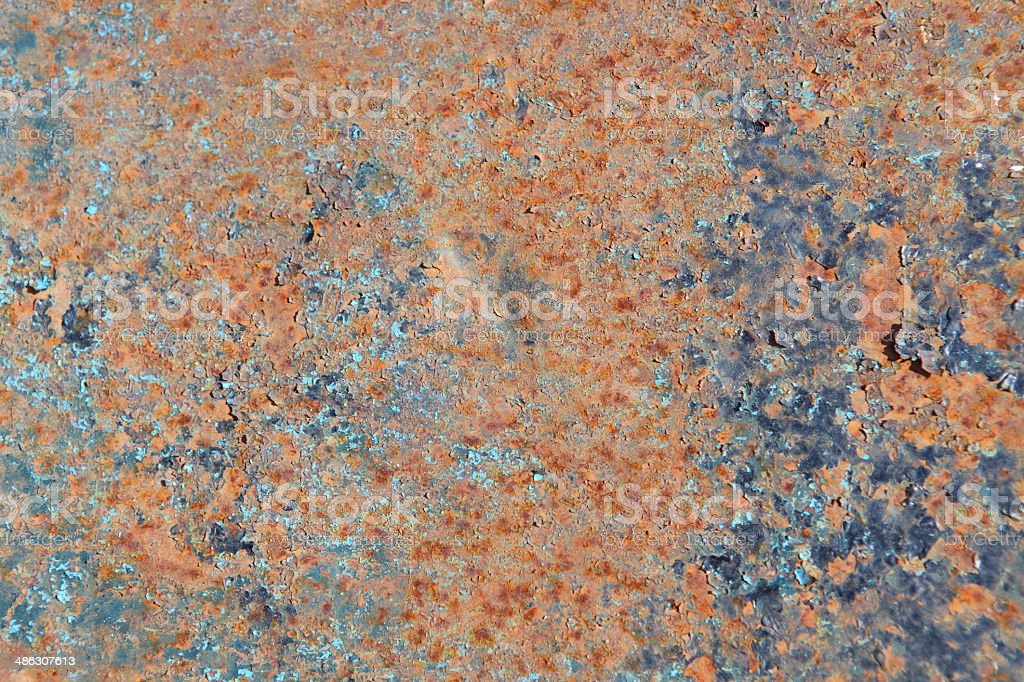 Rusty texture royalty-free stock photo