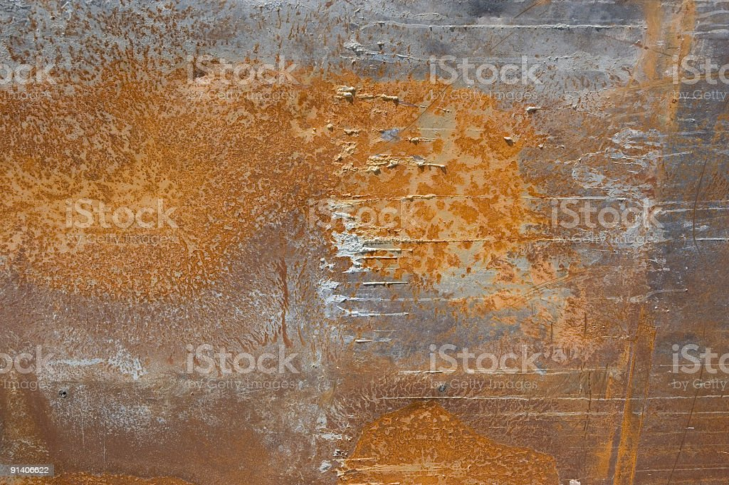 rusty texture royalty-free stock photo