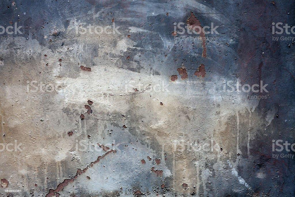Rusty Texture XXXL royalty-free stock photo