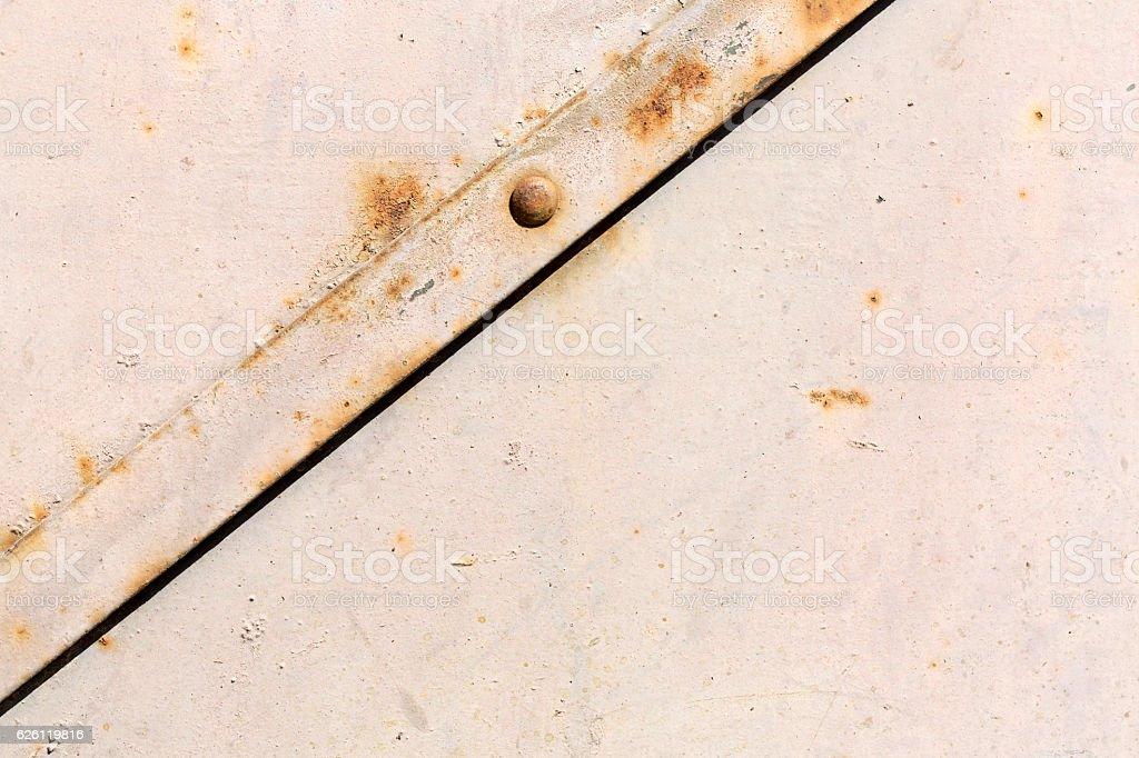 Rusty textured background stock photo