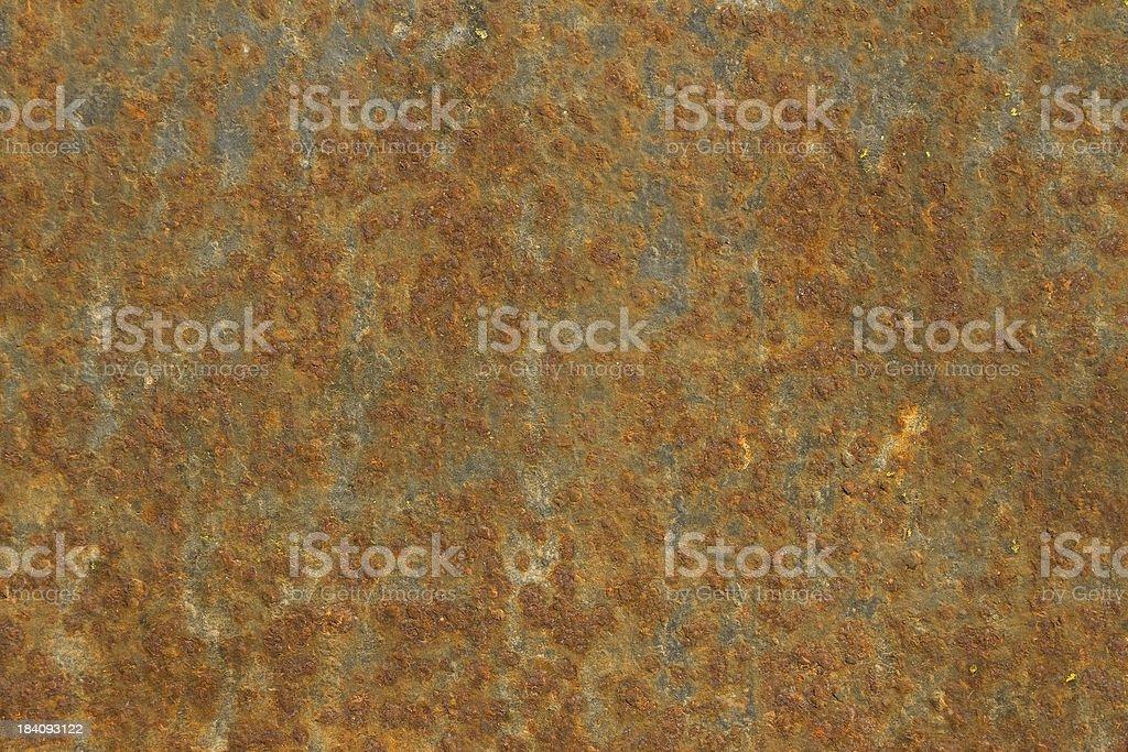 rusty wall royalty-free stock photo
