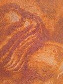 rusty wall texture