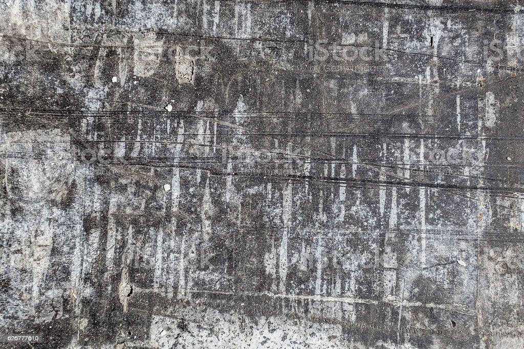Rusty wall texture stock photo