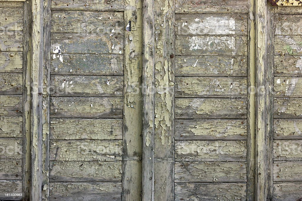 Rusty Wooden Texture royalty-free stock photo