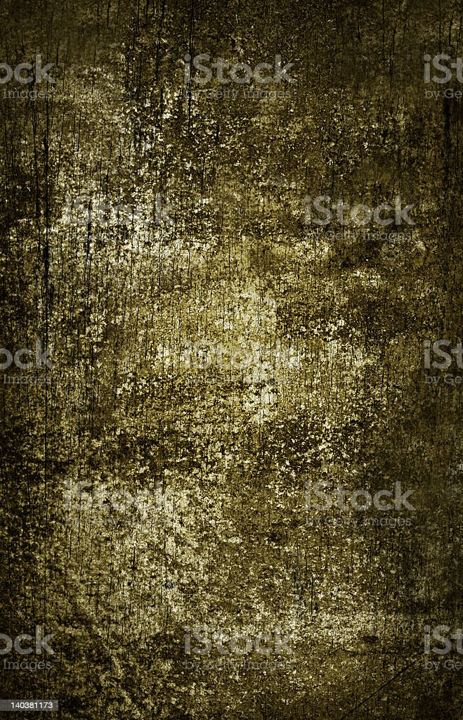 Rusty-colored grunge background royalty-free stock vector art