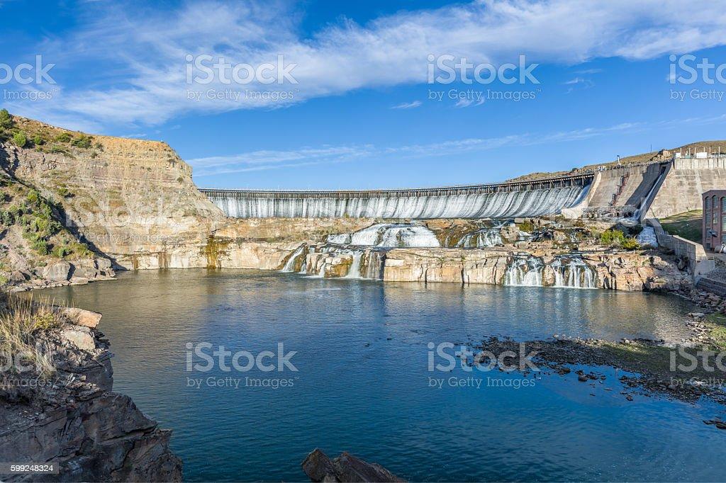 Ryan Dam 2016 stock photo