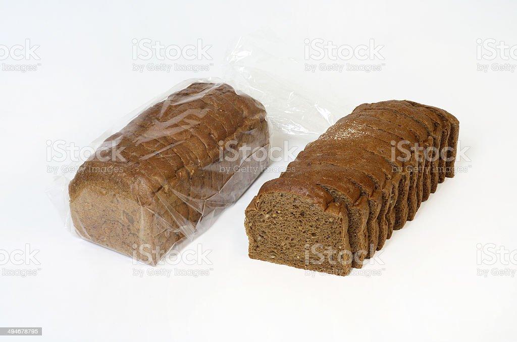 rye- bread stock photo