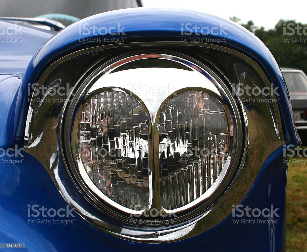 1950's American Automobile stock photo